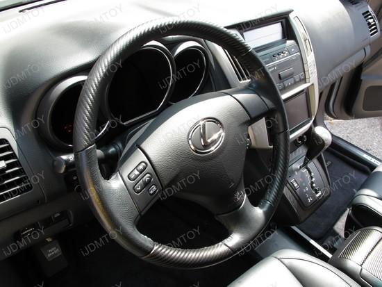 Lexus - RX - 330 - carbon - fiber - vinyl - interior - 2